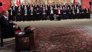 Cumhurbaşkanı Erdoğan özellikle vurgu yapıyorum dedi ve bu çağrıda bulundu