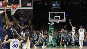 Hem Timberwolves, hem de Celtics son saniyede kazandı