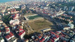TOKİden Trabzona 2 millet bahçesi