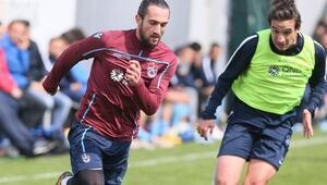 Trabzonspordan galibiyetli prova