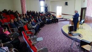 Havran'da Din Kültürü ve Ahlak Bilgisi öğretmenlerine seminer