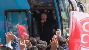 Özhaseki: Yarın Ankarada bu milletin gönlünden geçen olacak