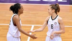 Lider Çukurova Basketbola Beşiktaş çelmesi