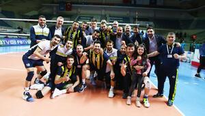 İlk raund Fenerbahçenin