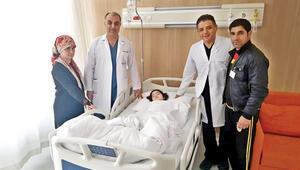 Türkiye'de ilk kez 'süper kalça ameliyatı' yapıldı: Elif Su artık yürüyebilecek