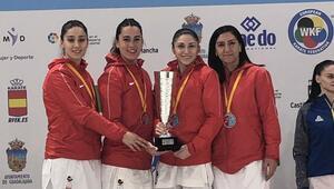 Milli sporculardan büyük başarı Toplamda 9 madalya