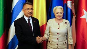 Oktaydan verimli Balkan diplomasisi