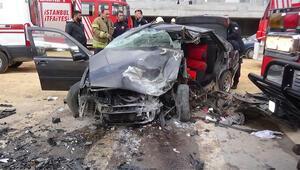 Tuzlada korkunç kaza: Ölü ve yaralılar var...