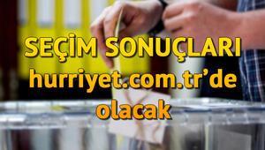 Bursa yerel seçim sonuçları ve oy oranları hurriyet.com.tr seçim özel sayfasında olacak