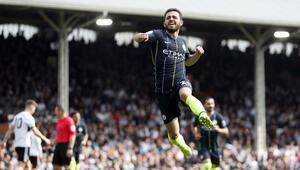 Fulham 0-2 Manchester City (MAÇ ÖZET)