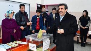 Diyarbakırda seçim güvenliğini 15 bin güvenlik görevli sağlıyor