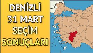 Denizli seçim sonuçları grafikli ve oy oranları ile Hurriyet.com.trde