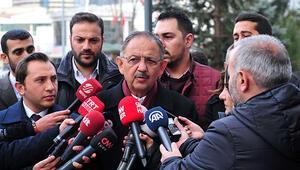 Mehmet Özhaseki: Yavaş yavaş değil, hızlı hızlı alıyoruz sonuçları
