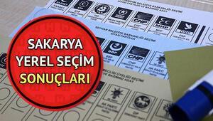 Sakarya yerel seçim sonuçları grafikler ve oy oranları ile Hurriyet.com.trde