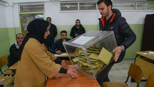 Diyarbakırda ilk sonuçlar gelmeye başladı: İşte son oy oranları