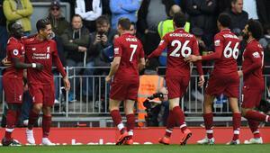 Liverpool, Tottenhamı 90da devirdi