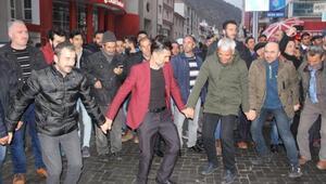 Gümüşhanede başkanlık AK Partili Ercan Çimenin