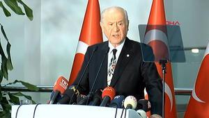 Devlet Bahçeli'den son dakika açıklaması: Cumhur ittifakı hedeflerine ulaşmıştır