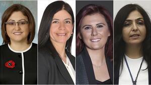 İllerde 4 kadın başkan