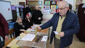 Oy rekoru Rize ve Çanakkale'nin