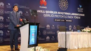 Huawei ve Bilişim Vadisinden önemli işbirliği
