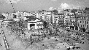 Meşrutiyet Caddesi'ne 'Aralıktan Bakmak'