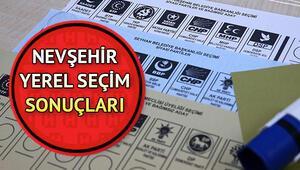 31 Mart Nevşehir seçim sonuçları ve partilere göre oy oranı dağılımları