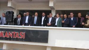 AK Partili Saklı: Şemdinlide huzur kazandı
