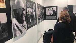 Bağımsızlık Ozanı Ceyhun Atuf Kansu 100 yaşında sergisi açıldı