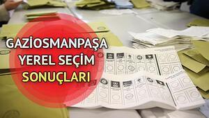 Gaziosmanpaşa seçim sonuçları | 31 Mart Gaziosmanpaşa yerel seçim sonuçları ve partilerin oy oranları