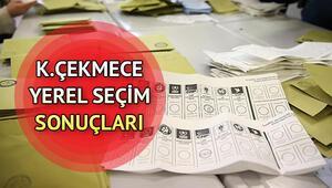 31 Mart Küçükçekmece yerel seçim sonuçları ve partilerin oy oranları | Küçükçekmece seçim sonuçları