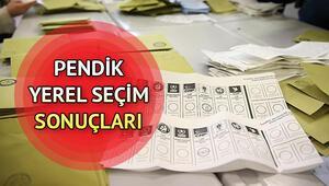 31 Mart Pendik yerel seçim sonuçları ve partilerin oy oranları | Pendik seçim sonuçları