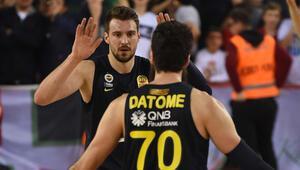 Fenerbahçe Beko, Karşıyakayı deplasmanda yendi