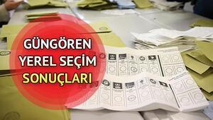 Güngören yerel seçim sonuçları ve oy oranlarında son durum