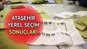 Ataşehir yerel seçim sonuçları ve oy oranlarında son durum