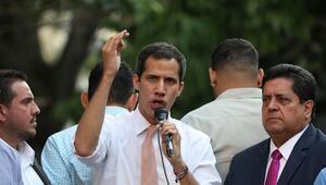 Venezuela'da Guaido'nun dokunulmazlığının kaldırılması istendi