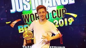 Umutcan Tütüncü bir kez daha dünya şampiyonu oldu