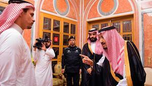 Suudi Arabistanın Kaşıkçının çocuklarına yüklü ödemeler yaptığı iddiası