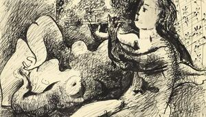 Picasso desenine 286 bin Euro