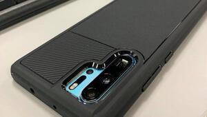 Huawei P30 Pro için Spigen zırh gibi kılıf