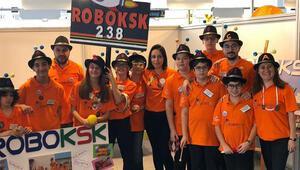 'Roboksk' 100'den fazla takımla yarışacak