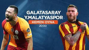 G.Saray kupa mesaisinde Malatyasporun iddaa oranı yükseldi...