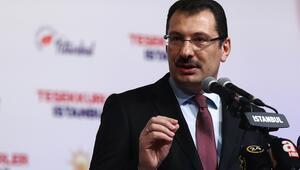 AK Parti Genel Başkan Yardımcısı Yavuz: Seçim tarihinin en büyük şaibelerinden biridir