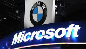 BMW ile Microsoft, akıllı fabrikalar için birlikte çalışacak