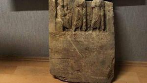 Satarken yakalandılar En az 2 bin yıllık ve 2 milyon TL değerinde