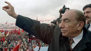 Ülkücü Hareketin Lideri Türkeşin vefatının 22. yılında anılıyor