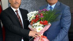 Şereflikoçhisar Belediyesinde devir teslim töreni yapıldı