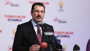 AK Parti Genel Başkan Yardımcısından İmamoğluna yanıt