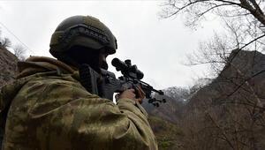 PKKdan kaçan 5 terörist, Haburda teslim oldu