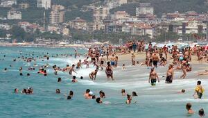 Antalya'ya ilk üç ayda gelen turist sayısı 571 bine ulaştı
